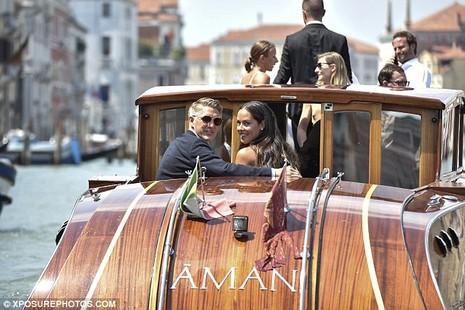 Lễ cưới giản dị và đẹp như mơ của Schweinsteiger và Ana Ivanovic - ảnh 6