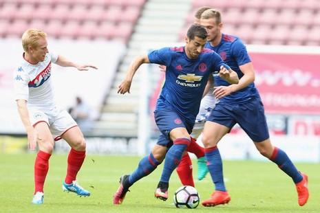 Jose Mourinho nói gì về lần đầu dẫn dắt M.U chiến thắng - ảnh 4