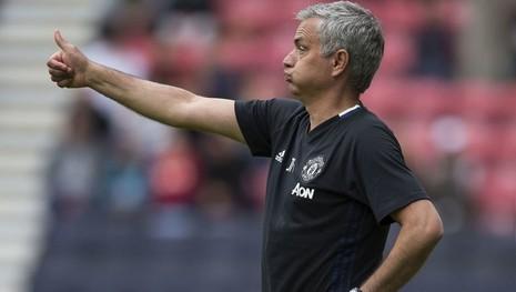 Jose Mourinho nói gì về lần đầu dẫn dắt M.U chiến thắng - ảnh 1