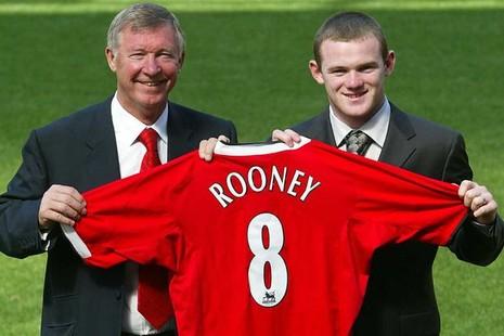 Wayne Rooney và trận đấu 12 năm trên sân Old Trafford - ảnh 1