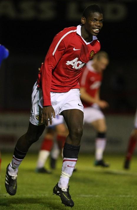 Pogba bí mật đến Manchester kiểm tra y tế trước trận MU gặp Leicester City - ảnh 3