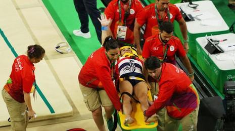 Chấn thương kinh hoàng tại Olympic Rio - ảnh 4
