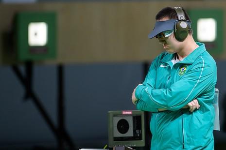 Ảnh: Khoảnh khắc vàng của Hoàng Xuân Vinh tại Olympic Rio  - ảnh 7