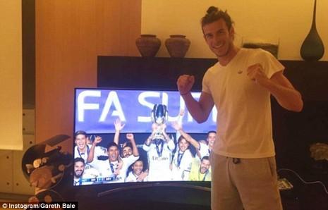 Ramos xoa đầu HLV Zidane để ăn mừng chiến thắng - ảnh 6