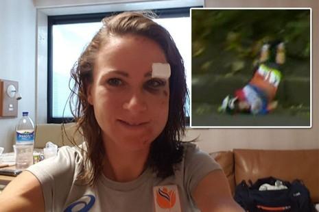 Thêm một tai nạn kinh hoàng ở Olympic Rio - ảnh 6