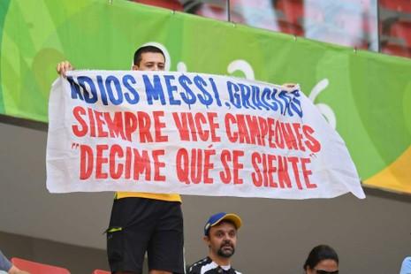 Messi trở lại đội tuyển Argentina - ảnh 2