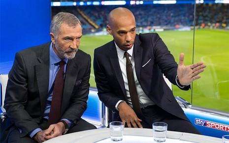 Thierry Henry làm trợ lý HLV đội tuyển Bỉ - ảnh 3