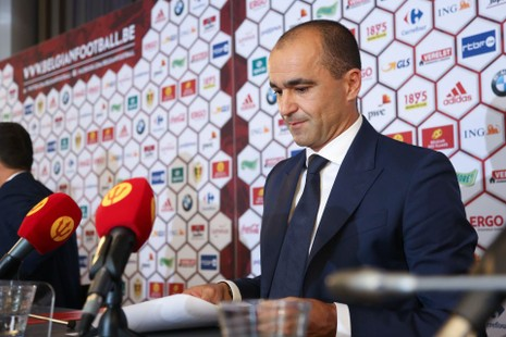 Thierry Henry làm trợ lý HLV đội tuyển Bỉ - ảnh 1