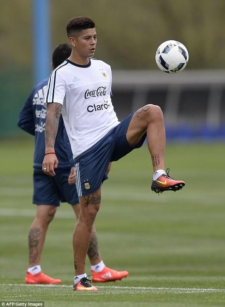 'Cầu thủ' 4 chân thay thế Messi ở đội tuyển Argentina - ảnh 6