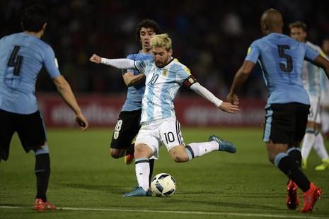 Argentina lại đau đầu vì Messi - ảnh 2