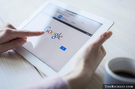 10 sự thật gây sốc về Google 1