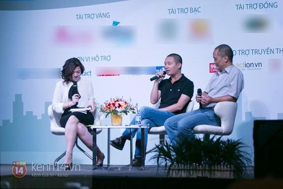 Nguyễn Hà Đông trở thành tâm điểm chú ý với phần trả lời 'siêu ngắn - siêu cá tính' 2