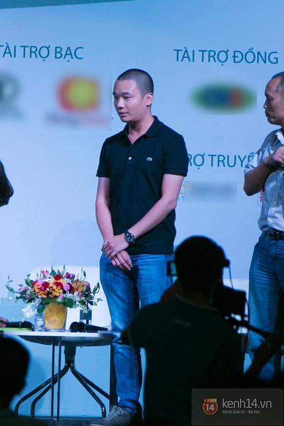 Nguyễn Hà Đông trở thành tâm điểm chú ý với phần trả lời 'siêu ngắn - siêu cá tính' 1