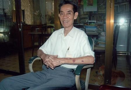 Thiếu tướng tình báo Phạm Xuân Ẩn