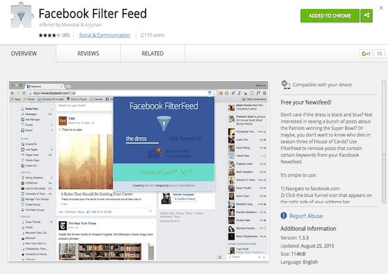 facebook-filterfeed