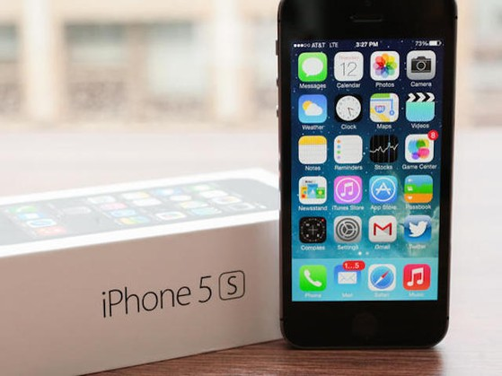 iPhone 5s giảm giá dịp cuối tuần