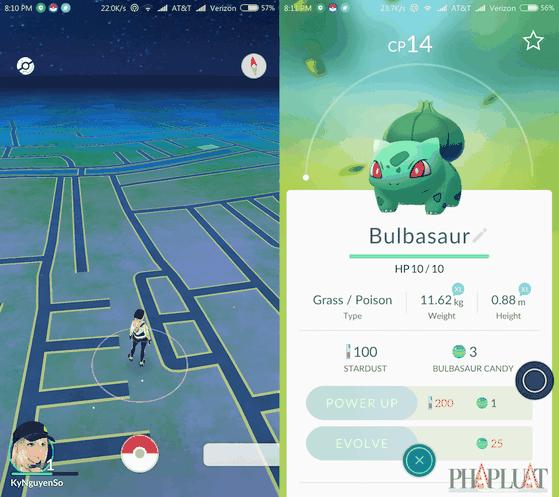 Cách chơi Pokémon Go