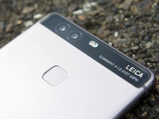 Camera kép chế tác cùng Leica trên Huawei P9