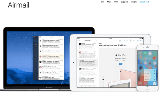 Ứng dụng quản lý email đa nền tảng và thiết bị