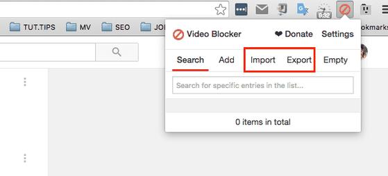 block video