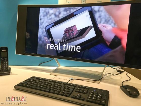 Màn hình cong HP Z34c Curved Display