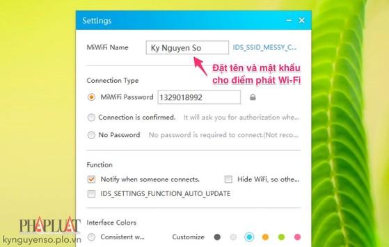 Thủ thuật giúp máy tính bàn có thể kết nối Wi-Fi