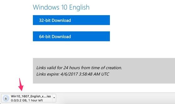 Cách tải Windows 10 'chính hãng' từ Microsoft