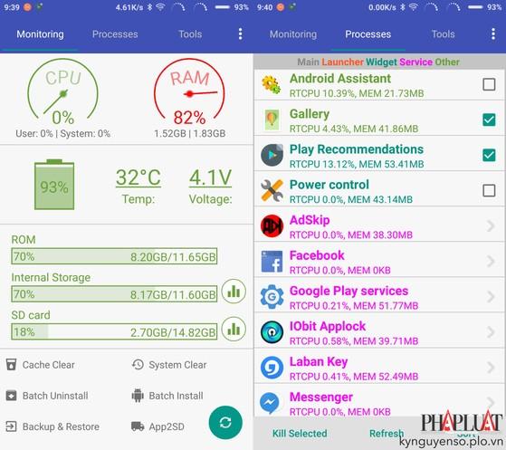 3 mẹo đơn giản giúp Android khởi động nhanh hơn