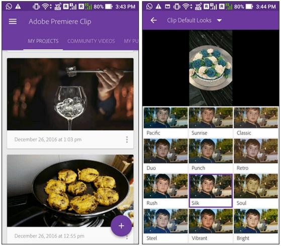 4 ứng dụng chỉnh sửa video cực hay trên Android
