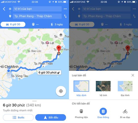 3 ứng dụng giúp né đường kẹt xe