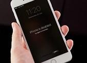2 cách mở khóa iPhone khi nhập sai mật khẩu