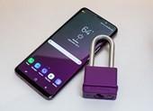 4 điểm yếu trên Samsung Galaxy S9