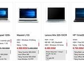 Chọn mua laptop giá rẻ cho sinh viên