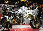 Mẫu xe mô tô Sportbike 63 triệu gây sốt tại Việt Nam