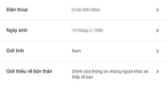 Cần làm gì để không mất Gmail khi đổi số điện thoại 11 số