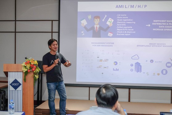 Áp dụng công nghệ để phát triển doanh nghiệp