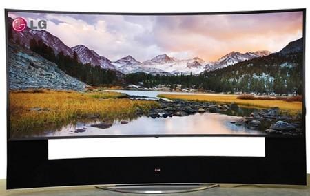 LG sẵn sàng mở màn cho cuộc đua tivi màn hình khủng trong năm 2014
