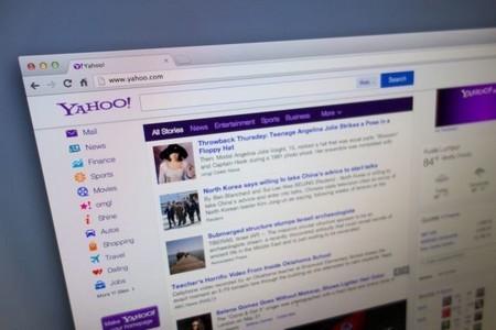 Trang chủ của Yahoo là một trong những trang web lớn nhất thế giới hiện nay