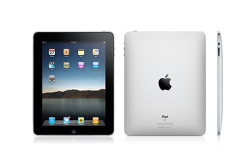 Apple iPad (2010).