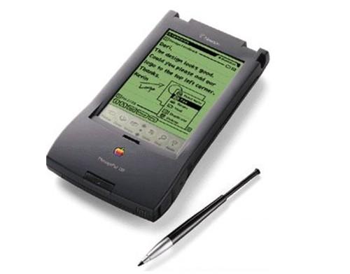 Apple Newton MessagePad.
