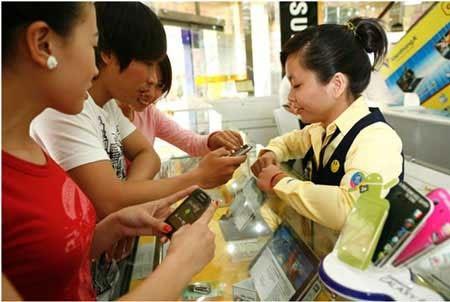 Việt Nam đứng thứ 3 trên thế giới về lượng người lần đầu tiên sử dụng smartphone.