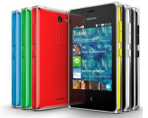 Nokia Asha 503.