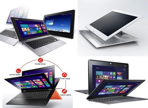 Phablet: biến hình & đa năng giữa tablet & phone