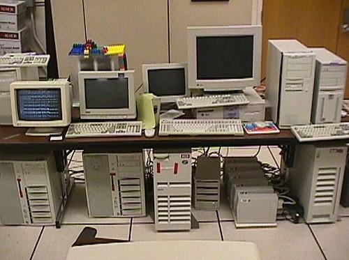 Những hệ thống đầu tiên giúp Google phát triển thuật toán xếp hạng website PageRank.