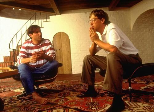 Ảnh bìa Fortune Magazine, Jobs Palo Alto home 1991