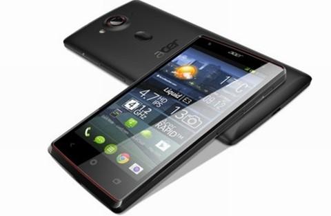 Smartphone, Liquid E3