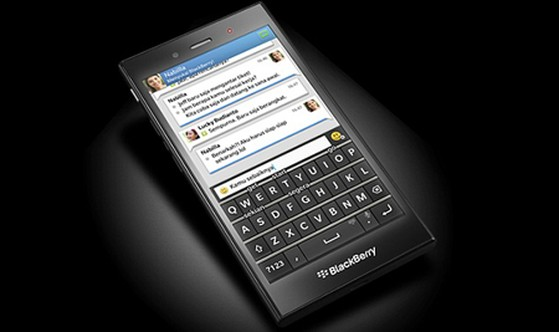 MWC 2014, BlackBerry, Z3, Q20, Foxconn