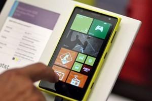 Mức phí cấp quyền sử dụng Windows Phone hiện nay vào khoảng 23-30 USD cho mỗi thiết bị. (Nguồn: AFP/Relaxnews)