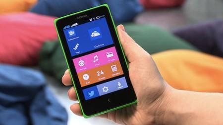 Nokia X là chiếc điện thoại chạy hệ điều hành Android đầu tiên của hãng di động Phần Lan.