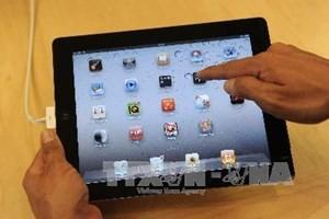 Apple đã chính thức ngừng sản xuất iPad 2. (Nguồn: AFP/TTXVN)